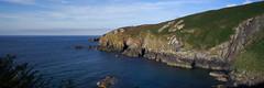 Zennor, Cornwall, UK (stefano.kustermann) Tags: panorama stitchedpanorama smcpentax28mmf35shift zennor porthmeor cornwall pentaxkr