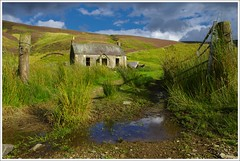 The Old Shepherd House (Ben.Allison36) Tags: shepherd cottage lowther hills south lanarkshire scotland landscape
