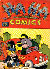 Ha Ha 8 (Michael Vance1) Tags: art adventure artist anthology funnyanimals fantasy funny humor comics comicbooks cartoonist animals goldenage