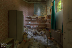 Schools Out 07 (Kristof Ven - beauty in decay / urbex -) Tags: schoolsout ue urbex urban exploration beauty decay abandoned
