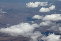 Solar plant (Explored) (twm1340) Tags: alaska airlines seattle wa phoenix az energy nevada desert ufo explore explore119