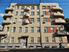 moskva7 (Horosho.Gromko.) Tags: moscow city russia summer street building
