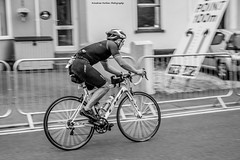 Wales ironman comp. at tenby (andyp178) Tags: ironan triathlon bike bicyce race tenby sport competition speed panning