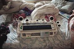 SC (jon madison) Tags: socks bed keyboard dress laptop bra creamcicle sporadic jonmadisoncom