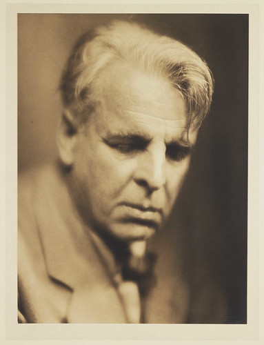 W. B. Yeats, 1932., From FlickrPhotos