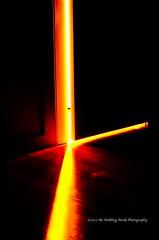 The Light Awaits (The Ambling Monk) Tags: door light hope nikon ray faith illumination doorway otherside d5100