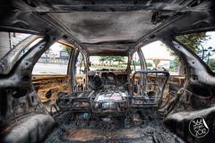 """Renault Fuego"" [232/366] (Domonte Design) Tags: auto car wagon fire high dynamic voiture renault coche jar su fuego brule angular feuer range alto fogo verbrannt hdr highdynamicrange burned fuoco vigo feu 火 bracketing foc quemado wagen dinamico cotxe lume queimado bruciato rango cremat autoa horquillado altorangodinamico domonte 366project2012 domonte366project2012 366project2012vigo"