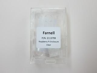 Raspberry Pi - Clear Case