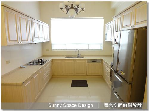 廚具│廚房設計│廚具大王林易延-城堡鄉村風廚具-陽光空間精品廚具