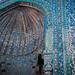 "Shah-i-Zinda Mausoleum • <a style=""font-size:0.8em;"" href=""https://www.flickr.com/photos/40181681@N02/7925135384/"" target=""_blank"">View on Flickr</a>"