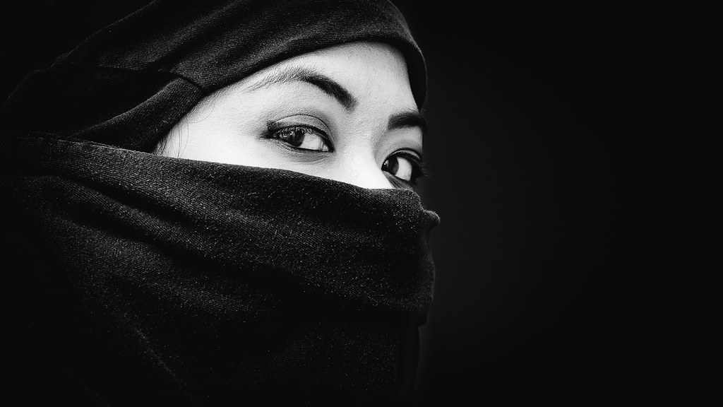 The World's Best Photos of eye and niqab - Flickr Hive Mind