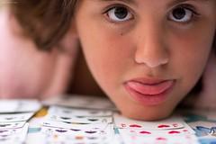 Smorfia (mariateresa toledo) Tags: occhi benni smorfia cartedagioco