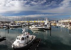 Marina delights (gillybooze (David)) Tags: sea sky marina boats brighton thegalaxy bestcapturesaoi mygearandme mygearandmepremium mygearandmebronze mygearandmesilver mygearandmegold mygearandmeplatinum