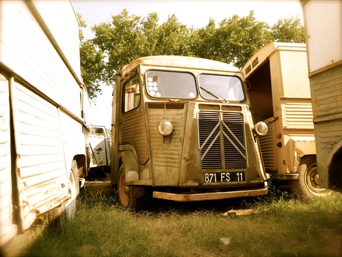 Citroen HY Bus(ses)