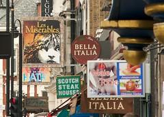 London (Renato Morselli) Tags: man london hair italia musical ristorante londra pubblicità lesmiserables afrodisiaco maletonic