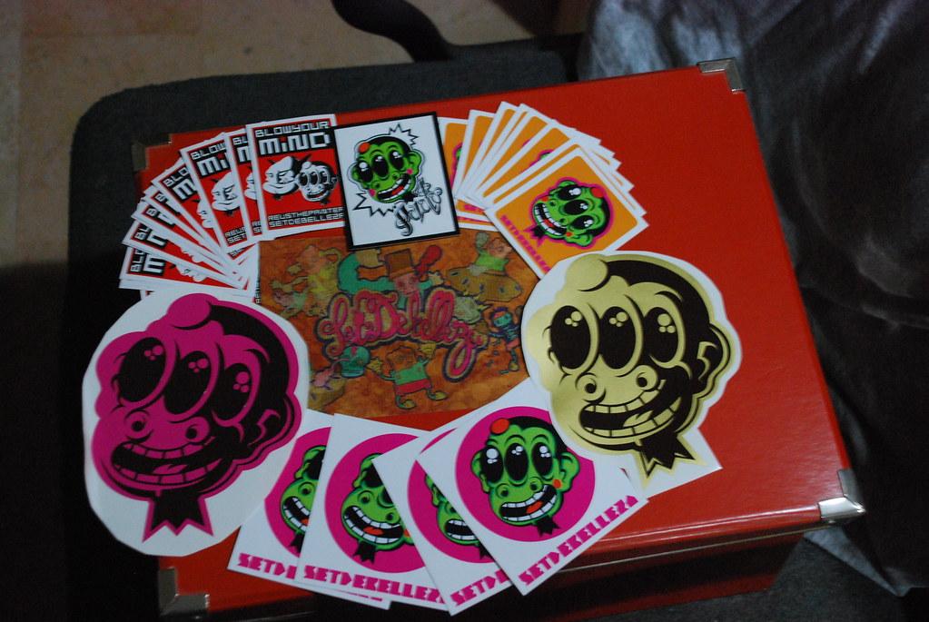 Pack from setdebelleza au osce tags streetart stickers setdebellezza