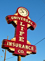 Universal Life Insurance, Memphis, TN (Robby Virus) Tags: memphis tennessee