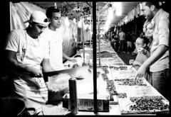 Sicilian Candy Shop (AndreAlmond) Tags: street blackandwhite bw canon eos strada candy andrea almond bn sicily sicilia biancoenero caramelle mandorle amendolia