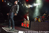 Shinedown @ Rockstar Energy Drink Uproar Festival, DTE Energy Music Theatre, Clarkston, MI - 09-07-12