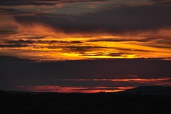 Burning Sky (nondesigner59) Tags: sunset sky west nature yorkshire eos50d nondesigner nd59 copyrightmmee