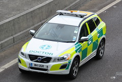 Suffolk Accident & Rescue Service / Volvo XC60 / Rapid Response Doctor Car / M4 UGR (Chris' Transport Pics) Tags: life uk blue light england film speed hospital lights nikon bars pix fuji threatening united fine 911 blues samsung kingdom ambulance medical health national nhs finepix trust and fujifilm service hd saving emergency medic paramedic savers 112 siren 999 twos strobes lightbars rotators d3000 leds s2750 m4ugr