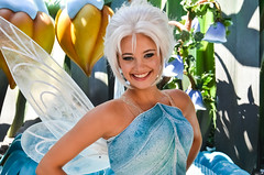 Periwinkle (EverythingDisney) Tags: snow frost disneyland disney pixie fairy periwinkle pixiehollow