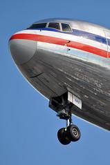 [11:56] AA0080 DFW-LHR. (A380spotter) Tags: london heathrow landing finals landinggear boeing arrival approach americanairlines aa lhr 767 aal undercarriage egll nosegear 27r 300er n343an runway27r shortfinals dfwlhr ship343 aa0080