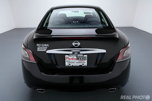 2012 Nissan Maxima Black A Photo On Flickriver