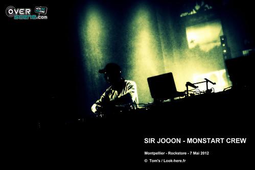 SIR JOOON @ Rockstore - Montpellier - 7LOGO