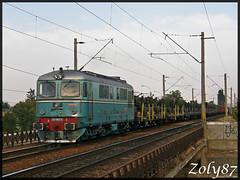 60-0926-0 (Zoly060-DA) Tags: electric train diesel military romania da locomotive freight marfa cluj napoca cfr 060 sulzer