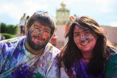 Festival of Color (15 of 49).jpg (bknabel) Tags: color chalk westvirginia krishna hindu holi newvrindaban moundsville festivalofcolors canon5dmkii bradknabel bknabel ©bradknabel