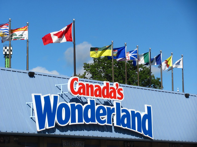 "Canada's Wonderland 004 • <a style=""font-size:0.8em;"" href=""http://www.flickr.com/photos/32916425@N04/7998183031/"" target=""_blank"">View on Flickr</a>"