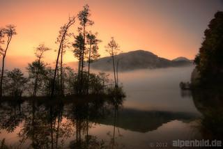 Sunrise at Meadow Lake