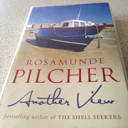 Rosamunde Pilcher book fan photo