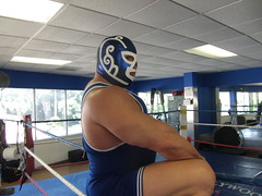 T-MAX TONY MAXIM, Mexican Wrestling Gear, 302#! (TonyMaximMuscles) Tags: gay pecs monster ed gut video los worship gallery legs angeles muscle domination hunk freaky super tony maxim huge ferrara bodybuilder biceps heavyweight stud bulge roid competitive