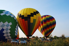 Morning Highs (Let Ideas Compete) Tags: boulder colorado hot air balloon balloons colorful colour colourful
