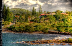 HDR Ouemo New Caledonia