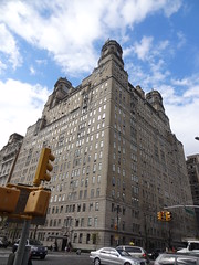 IWalked New York City's Beresford (IWalked Audio Tours) Tags: nyc newyorkcity newyork upperwestside seinfeld beresford emeryroth iwalkedaudiotours