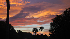 September Sunset (Lochaven) Tags: sunset colors evening florida colorphotoaward mbpicturew colorphotloaward