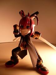 X-strong style (jaqio) Tags: anime japan bug one model shot painted manga x killer kit legacy pest kotobukiya hoihoi