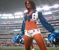 Cowboy Game 8802 09-23-12 (Richard Wayne Photography) Tags: cowboys arlington tampa bay dallas football texas cheerleader 2012 bucs