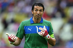 Gianluigi Buffon 2012
