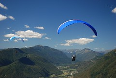 Flight_17 (Tim Meyer Paragliding Photography) Tags: slovenia tolmin soca stol kobala