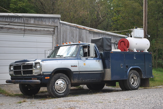 classic truck diesel utility turbo dodge ram cummins dually