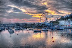 Sunset by the harbour (RTA Photography) Tags: sunset evening harbour torquay hdr greatphotographers thegalaxy impressedbeauty hdraward mygearandme mygearandmepremium rivierawheel mygearandmebronze mygearandmesilver mygearandmegold mygearandmeplatinum mygearandmediamond ringexcellence dblringexcellence lightroom4 galleryoffantasticshots eltringexcellence rememberthatmoment rememberthatmomentlevel4 rememberthatmomentlevel1 flickrsfinestimages1 flickrsfinestimages2 flickrsfinestimages3 sunrays5 magicmomentsinyourlifelevel1 rememberthatmomentlevel2 rememberthatmomentlevel3 rememberthatmomentlevel7 rememberthatmomentlevel9 rememberthatmomentlevel5 rememberthatmomentlevel6 rememberthatmomentlevel8 triringexcellence rememberthatmomentlevel10 bestofgalleryoffantasticshots