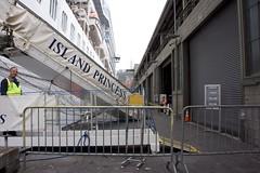 Pier 35 Island Princess 9-2012 (daver6sf@yahoo.com) Tags: cruiseship sanfranciscobay portofsanfrancisco pier35 islandprincess