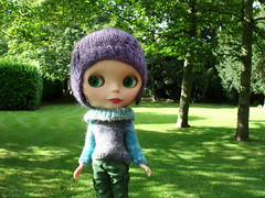 A walk in the park at Holbeach