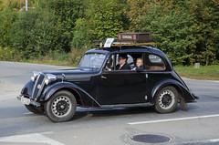 Tatra 57b (1946) (The Adventurous Eye) Tags: b classic car race climb do hill brno 57 rallye tatra 1946 závod 57b soběšice vrchu brnosoběšice