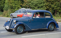 Tatra 57b (1939) (The Adventurous Eye) Tags: b classic car race climb do hill brno 1939 57 rallye tatra závod 57b soběšice vrchu brnosoběšice