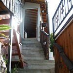 """Steps leading up to terrace room at Charly's Pansiyon <a style=""""margin-left:10px; font-size:0.8em;"""" href=""""http://www.flickr.com/photos/59134591@N00/8050405642/"""" target=""""_blank"""">@flickr</a>"""